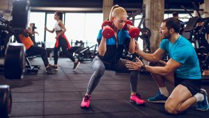 Personal Trainer in London-Barnet